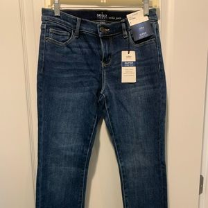 New York & Co. skinny ankle jeans NWT